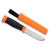 Нож Morakniv Outdoor 2000, нерж. сталь, оранжевый