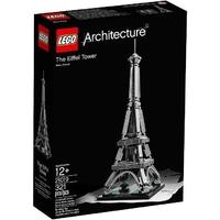 3d конструктор LEGO Architecture Эйфелева башня (21019)