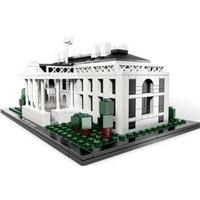 3d конструкторы LEGO Architecture Белый Дом (21006)