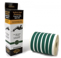 Запасные ленты WSKTS P80 Aluminum Oxide (6 лент) к точилке Darex Work Sharp