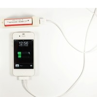 Зарядное устройство 1*18650 ML-102 + USB