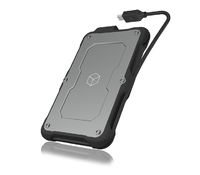 "Адаптер RaidSonic Icy Box IB-287-C31 USB 3.1 (Gen 2) Type-C™ enclosure for 2.5"" SATA HDD/SSD"