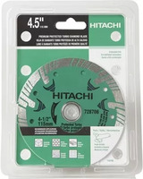 Алмазный диск круг 115мм Hitachi 728706