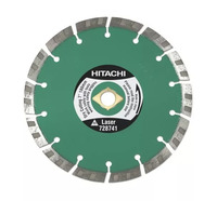 Алмазный диск круг 180мм Hitachi 728741