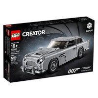 Авто-конструктор LEGO Creator Aston Martin DB5 Джеймса Бонда (10262)