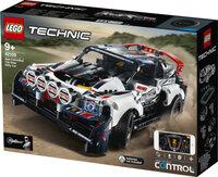 Авто-конструктор LEGO Technic Гоночный автомобиль Top Gear на управлении (42109)