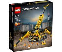 Авто-конструктор LEGO Technic Подъемный гусеничный кран (42097)