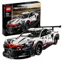 Авто-конструктор LEGO TECHNIC Porsche 911 RSR (42096)