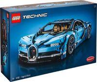 Авто-конструктор/Классический конструктор LEGO Technic Bugatti Chiron Бугатти (42083)