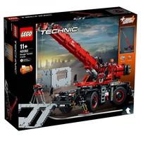 Авто-конструктор/Классический конструктор LEGO Technic Подъёмный кран (42082)