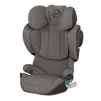 Автокресло Cybex Solution Z i-Fix Plus Soho Grey mid grey (520002401)