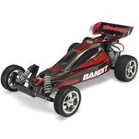 Автомобиль на радиоуправлении Traxxas Bandit XL-5 1:10 2WD RTR (24054-1)