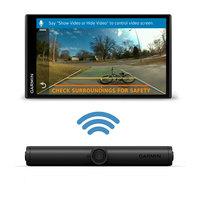 Автонавигатор Garmin Camper 780 & Digital Traffic с камерой заднего вида BC 40