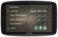 Автонавигатор TomTom Go Professional 6200