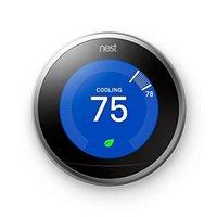 Беспроводной термостат Nest Learning Thermostat 3.0 (T3007ES)
