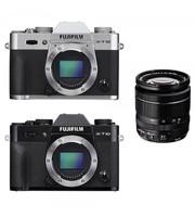 Беззеркальный фотоаппарат Fujifilm X-T10 kit (16-50mm + 50-230mm)