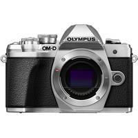 Беззеркальный фотоаппарат Olympus OM-D E-M10 Mark III silver