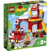 Блочный конструктор LEGO DUPLO Пожарное депо (10903)