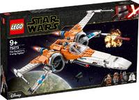 Блочный конструктор LEGO Star Wars Истребитель типа Х По Дамерона (75273)
