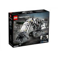 Блочный конструктор LEGO TECHNIC Экскаватор Liebherr R 9800 (42100)