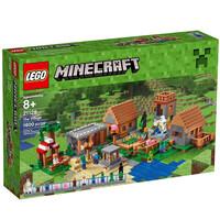 Блочный конструктор LEGO The Village Деревня (21128)