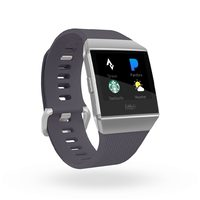 Часы Fitbit Ionic watch Blue Gray/ Silver Gray ONE SIZE