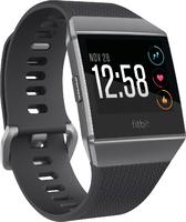 Часы Fitbit Ionic watch Charcoal/ Smoke Gray ONE SIZE