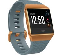 Часы Fitbit Ionic watch Slate Blue/ Burnt Orange ONE SIZE ( S & L INCLUDED)