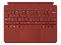 Чехол-клавиатура для планшета Microsoft Surface Go Type Cover Poppy Red (KCT-00061)