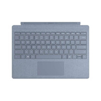 Чехол-клавиатура для планшета Microsoft Surface Pro Signature Type Cover Ice Blue (FFP-00121)
