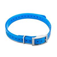 Дополнительный сменный ошейник для Garmin T5mini/TT15mini Collar Strap Square Buckle Blue