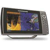 Эхолот Humminbird Helix 12 CHIRP DI GPS