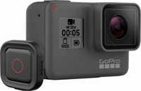 Экшн-камера GoPro HERO5 Black с пультом дистанционного управления Remote