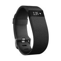 Фитнес-браслет Fitbit Charge HR (Small/Black)