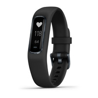 Фитнес-браслет Garmin Vivosmart 4 Black with Midnight Hardware Large