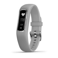 Фитнес-браслет Garmin Vivosmart 4 Gray with Rose Gold Hardware
