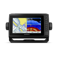 Garmin ECHOMAP™ Plus 73cv With CV22HW-TM Transducer