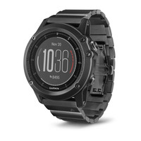Garmin fenix 3 Sapphire HR Slate Gray with Stainless Steel Band