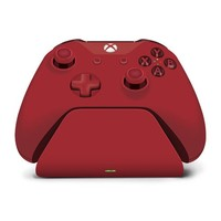 Геймпад Microsoft Controller Gear Xbox Pro Charging Stand (Red)