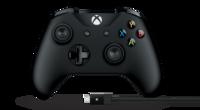 Геймпад Microsoft Xbox Controller + Cable for Windows (4N6-00001)