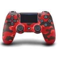 Геймпад Sony DualShock 4 V2 Red Camouflage