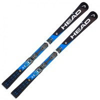Горные лыжи HEAD Supershape i.Titan + PRD 12 GW 170cm (313288/100743 170)