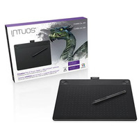 Графический планшет Wacom Intuos 3D Black P&T M (CTH-690TK-N)