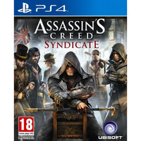 Игра для PS4 Assassin's Creed: Syndicate PS4