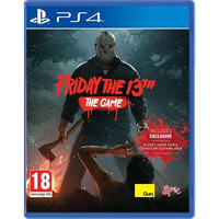 Игра для PS4 Friday the 13th PS4