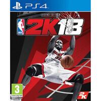 Игра для PS4 NBA 2K18 PS4