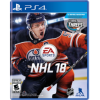 Игра для PS4: NHL 18