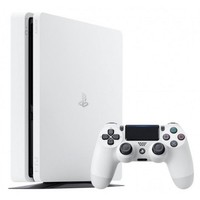 Игровая приставка Sony PlayStation 4 Slim (PS4 Slim) 500GB White