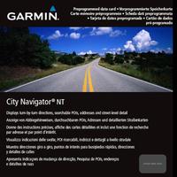 Карта nüMaps Onetime™ City Navigator® Russia NT 2013
