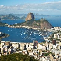 Карта cityXplorer™ South America (Южная Америка)